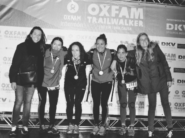 Oxfam Intermón Trailwalker